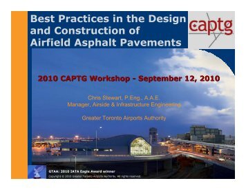 Best Practices in the Design and Construction of Airfield Asphalt ...
