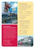 Erleben und entspannen - Ramada Feusisberg-Einsiedeln - Seite 2