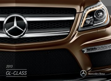 GL-Class Brochure - Mercedes-Benz USA