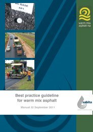 Manual 32 Best practice guideline for warm mix asphalt - Aapaq.org