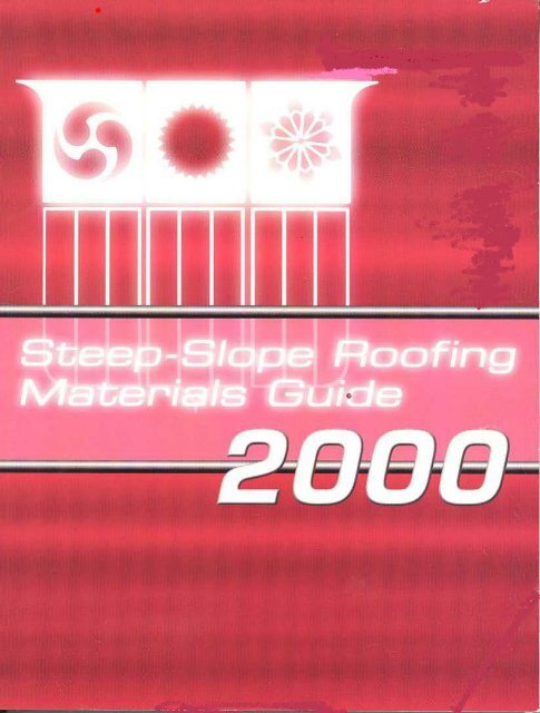 2000 By The National Roofing Contractors Association No