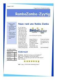 RambaZamba-Zyytig - Tagesheim Rambazamba Oberwil BL