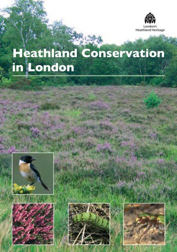 best practice guidance for heathland managers - London ...