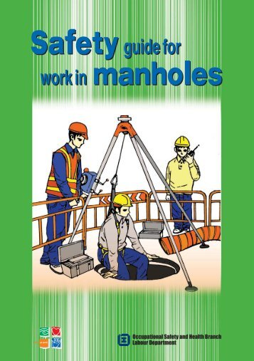 Safety Guide for Work in Manholes