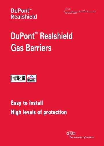 Dupont Realshield.qxp (Page 1) - DuPont™ Tyvek