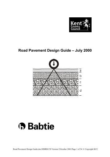 technical basis of austroads pavement design guide