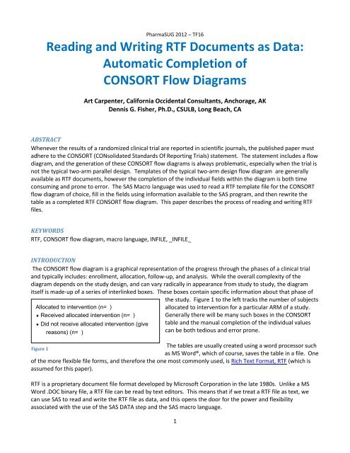 Reading And Writing Rtf Documents As Data Automatic
