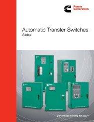 Automatic Transfer Switches - Cummins Inc.