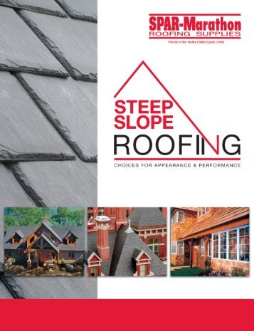 Download PDF - Spar Marathon Roofing Supplies