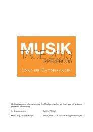 weitere Infos - Spiekeroog