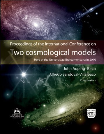 Proceedings of the International Conference on Two Cosmological ...