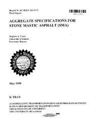 aggregate specifications for stone mastic asphalt (sma) - National