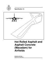Hot Rolled Asphalt and Asphalt Concrete (Macadam) - Ministry of ...