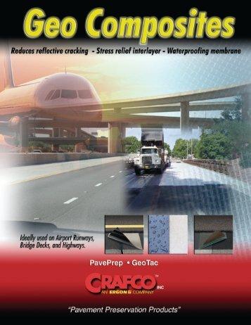 PavePrep GeoTac Brochure - ACF Environmental