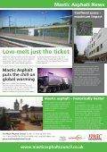 Mastic Asphalt News - Ecobuild - Page 2