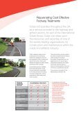 Slurry Surfacing and Microsurfacing for Footways - Colas - Page 2