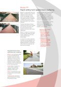 Slurry Surfacing and Microsurfacing for Footways - Colas - Page 3