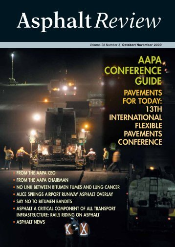Asphalt Review - Volume 28 Number 3 - Australian Asphalt ...