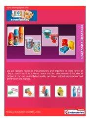Dhiren Polymers, Mumbai - Supplier & Manufacturer of Pencil Box ...