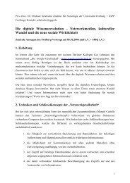 Vortrag Dr. Schetsche - SPIQ