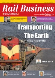 to Download - Rail Business India