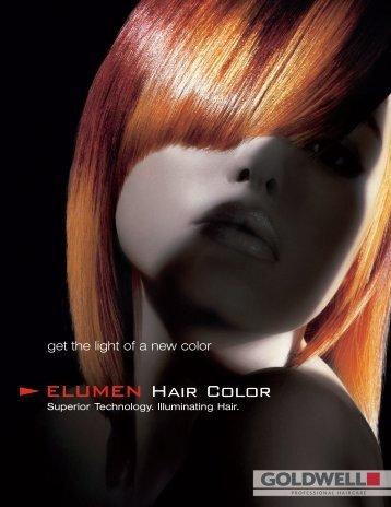 ELUMEN Hair Color - Goldwell