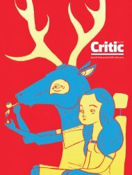 Issue 01   February 25,2013   critic.co.nz
