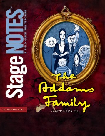 The Addams Family Study Guide (PDF)