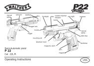 Walther P22 Manual - Smith & Wesson