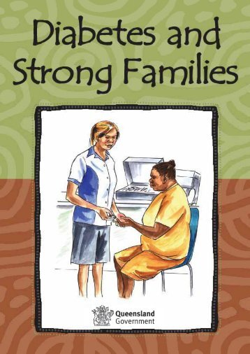 Diabetes and Strong Families - Queensland Health - Queensland ...