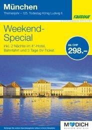 München - Railtour