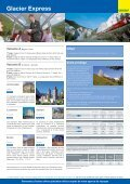 Glacier Express 40 - Voyages & Loisirs TCS - Page 2