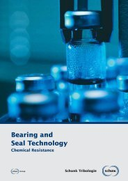 Bearing and Seal Technology Chemical Resistance (pdf)