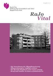 A llta g - RaJoVita Stiftung
