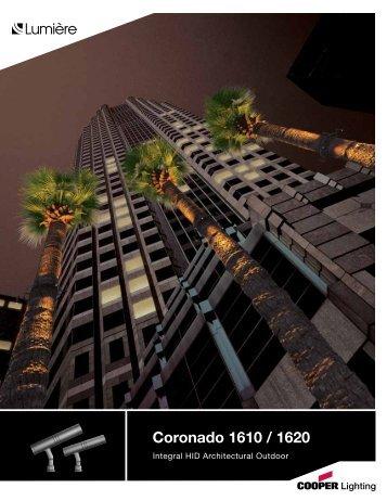 Coronado 1610 / 1620 - Cooper Industries