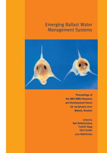 Mall WMU Journal - Global Ballast Water Programme - IMO