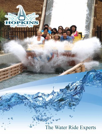 Hopkins Rides Brochure - White Water West