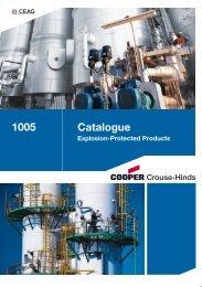 Explosion Protected Products - Acasa | Intec Automatizari