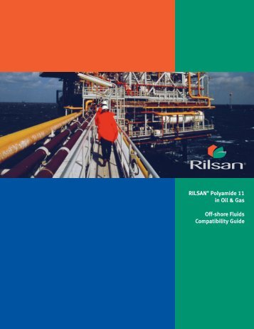 RILSAN® Polyamide 11 in Oil & Gas Off - HCL Fasteners Ltd