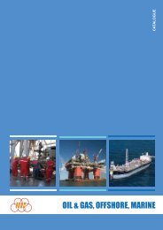 oil & gas, offshore, marine - United Resources Marketing Services