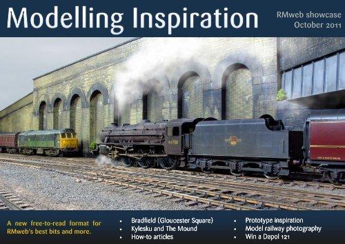 Modelling Inspiration - October 2011 - RMweb