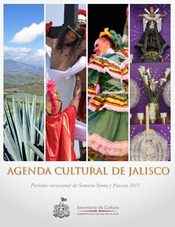 AGENDA CULTURAL DE JALISCO