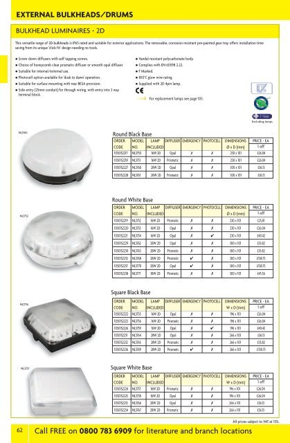 Photocells All Prices Sub