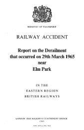 Elm Park - The Railways Archive