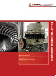 download the PY Spring Cone Crusher - DSMAC