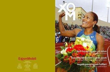 Juni - ExxonMobil
