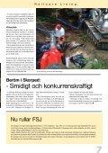 Varmvatten bot mot snökaos Varmvatten bot mot snökaos - Railcare - Page 7