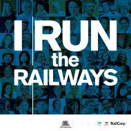 View the I Run the Railways booklet - RailCorp
