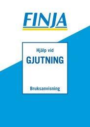 GJUTNING - Finja