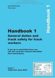 Handbook 1 - RGS Online